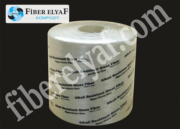 Alkali (Ar-Glass) Püskürtme Elyaf