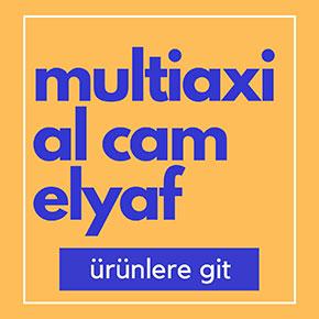 Multiaxial Cam Elyaf Örgü