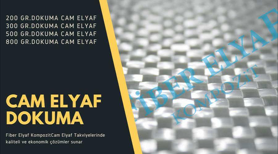 Dokuma Cam Elyaf