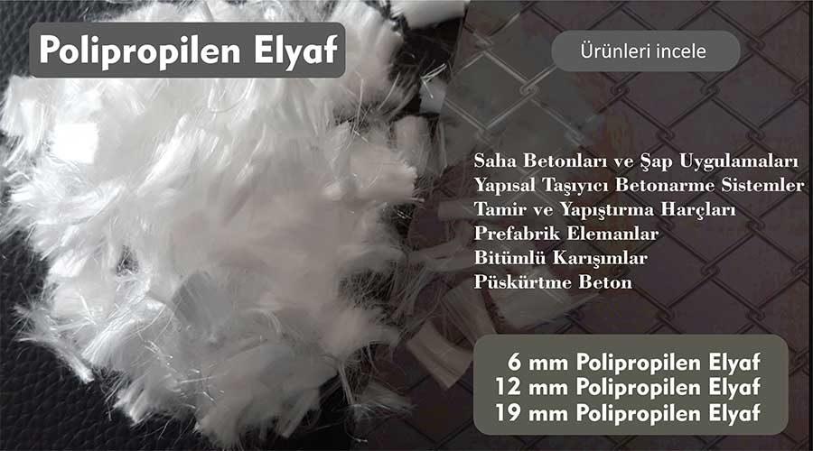 Polipropilen Elyaf
